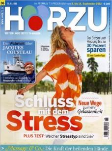 HÖRZU – Schluss mit dem Stress
